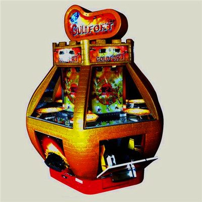 Coin Pusher Machine-Product-IGS Ocean King fish game,IGS