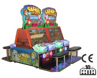 hot sale Safari Ranger 4P entertainment recreation game