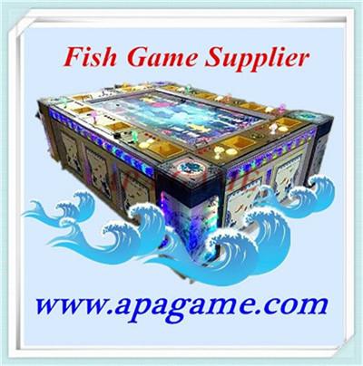 Firebird plus fishing game machine shooting fish game for Fish game machine