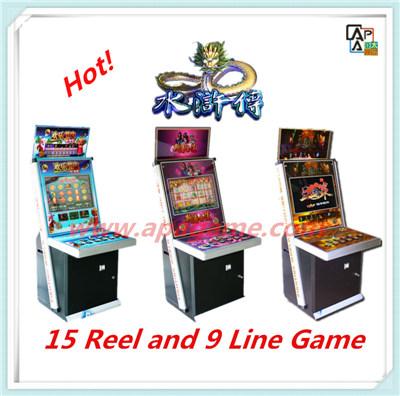 Slot 9 Line AMONG INDIANGQ