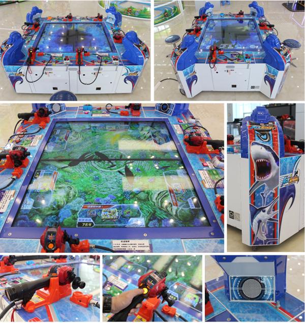 Ace angler catch fish game machine fishing game machine for Fish game machine