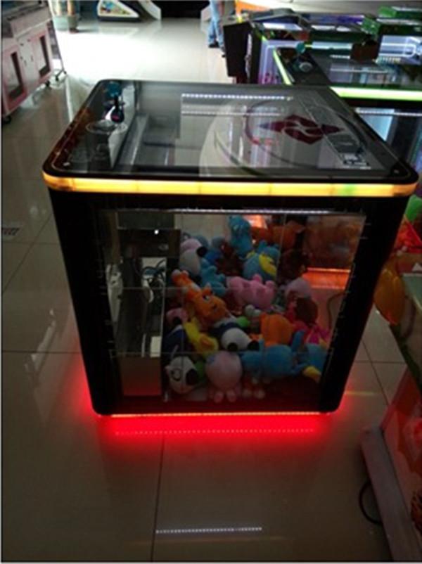 Dolls Magic Cube 2 New Children Toy Claw Crane Game